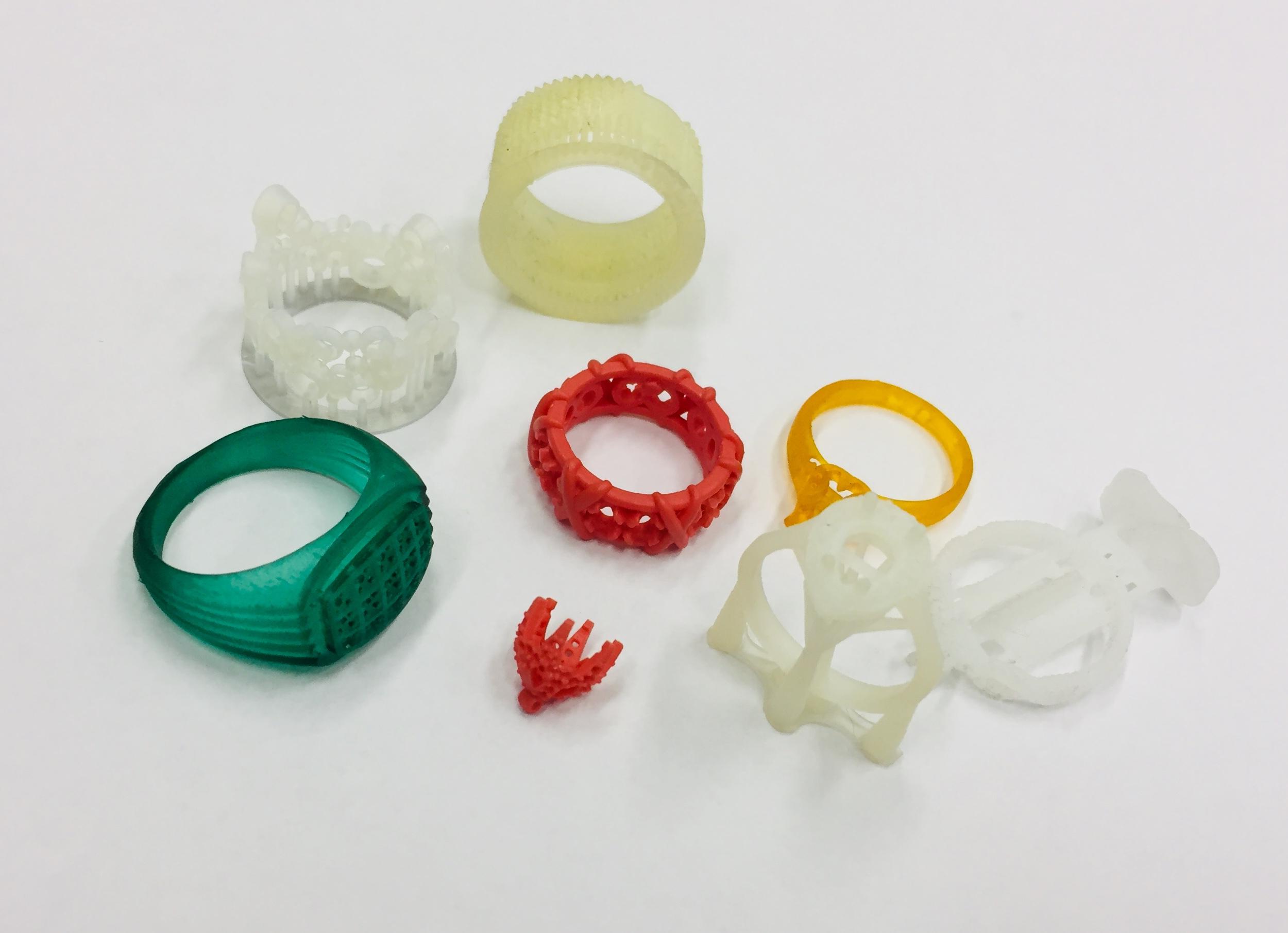 3D-s ékszertervezés vs öntés